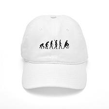 Evolution dancing tango Baseball Cap