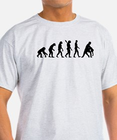 Evolution dancing tango T-Shirt