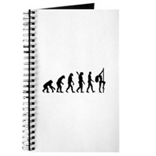 Evolution sexy woman Journal
