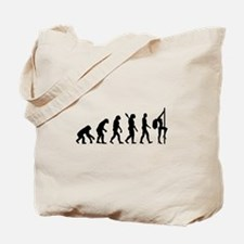 Evolution sexy woman Tote Bag