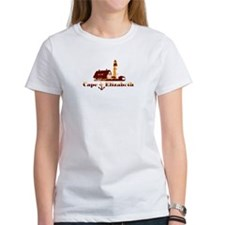 Cape Elizabeth ME - Lighthouse Design. Tee