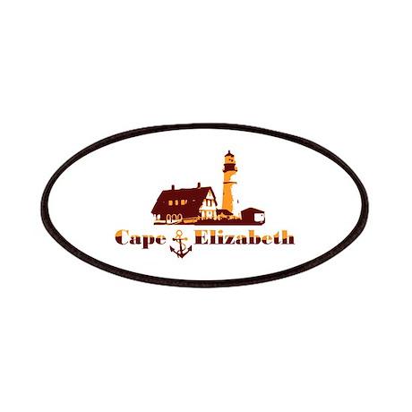 Cape Elizabeth ME - Lighthouse Design. Patches