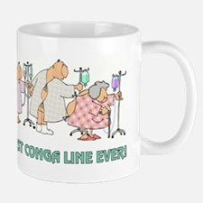WORST CONGA LINE Mug