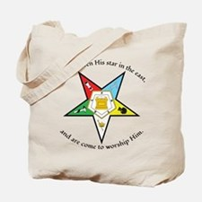 Eastern Star Matthew 2:2 Tote Bag