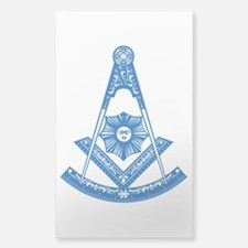 Past Master Decal
