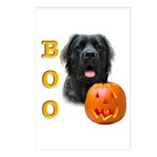 Halloween Mastiff Boo #5 Postcards (Package of 8)