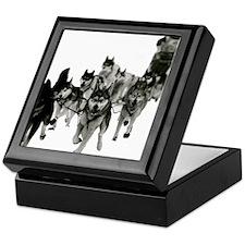Unique Siberian Keepsake Box
