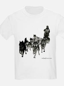 GB Siberian Husky La Grande Odyssee T-Shirt