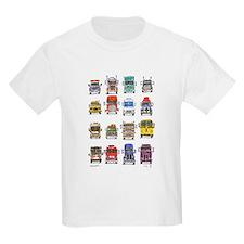 16 Trucks T-Shirt T-Shirt