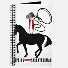 Funny Canadian horse Journal