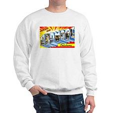 Ardmore Oklahoma Greetings Sweatshirt