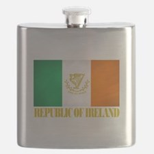 Republic of Ireland Flag (erin).png Flask