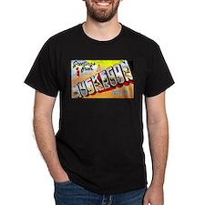 Muskegon Michigan Greetings T-Shirt