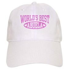 World's Best Abuela Baseball Cap