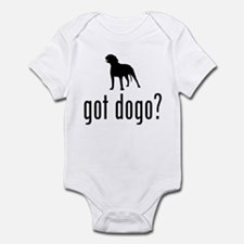 Argentine Dogo Infant Creeper