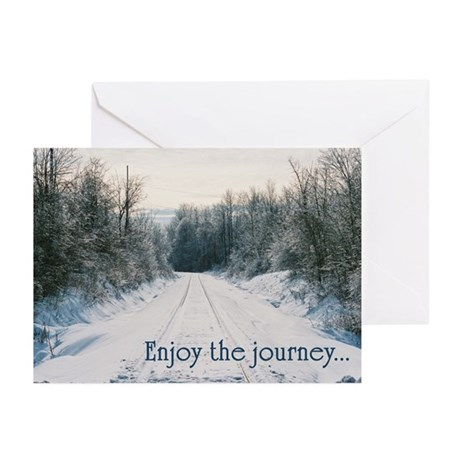 Enjoy the Journey Greeting Cards (Pk of 10)