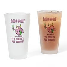 CHEMO Drinking Glass