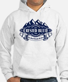 Crested Butte Mountain Emblem Hoodie