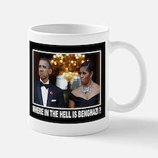 BENGHAZI? Mug