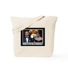 BENGHAZI? Tote Bag