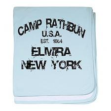 Elmira POW Camp baby blanket