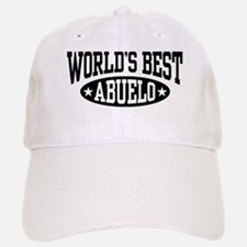 World's Best Abuelo Baseball Baseball Cap