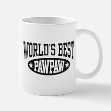 World's Best PawPaw Mug