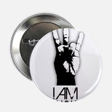 "I am the Challenge! 2.25"" Button"