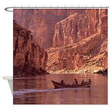 Grand Canyon Dory at Sunrise Shower Curtain