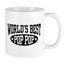 World's Best Pop Pop Coffee Mug