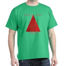 Moroccan Food Pyramid T-Shirt