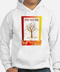 ALl the leaves are falling Hoodie