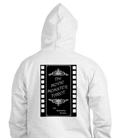 King Kong Tower Movie Tarot Hoodie Sweatshirt