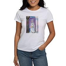 Tarot High Priestess & Fool Tee