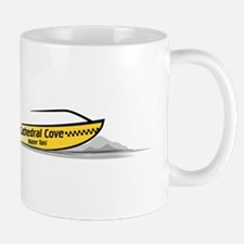Cathedral Cove Water Taxi Mug