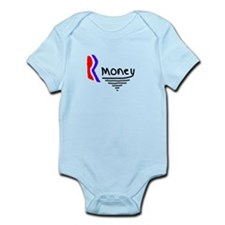 mitt romney rmoney Infant Bodysuit