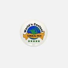 Cute Surgical tech Mini Button (100 pack)