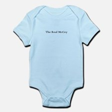 The Real McCoy Infant Bodysuit