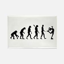 Evolution Figure skating Rectangle Magnet (10 pack