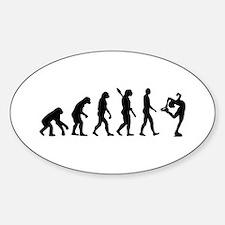 Evolution Figure skating Decal