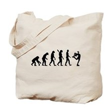 Evolution Figure skating Tote Bag