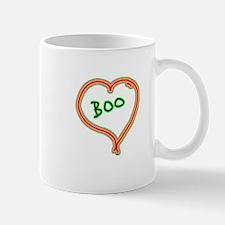 i love boo Mug