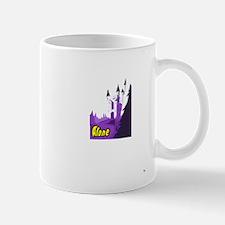 alone at the halloween castle Mug
