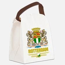 Rotterdam (Flag 10).png Canvas Lunch Bag