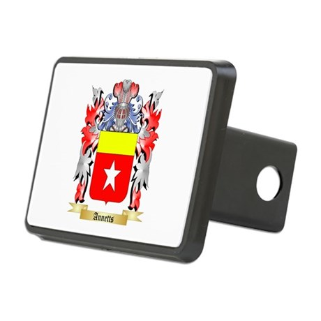 Annetts Rectangular Hitch Cover