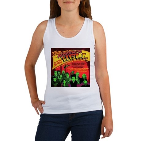 Audience From Hell Horror Movie Women's Tank Top
