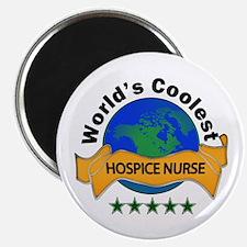 """Unique Hospice nurse 2.25"""" Magnet (10 pack)"""