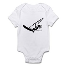 Kokopelli Windsurfer Infant Creeper