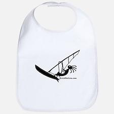 Kokopelli Windsurfer Bib