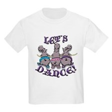 Lets Dance! (hippos) T-Shirt